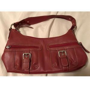 Relic Purse Handbag Red